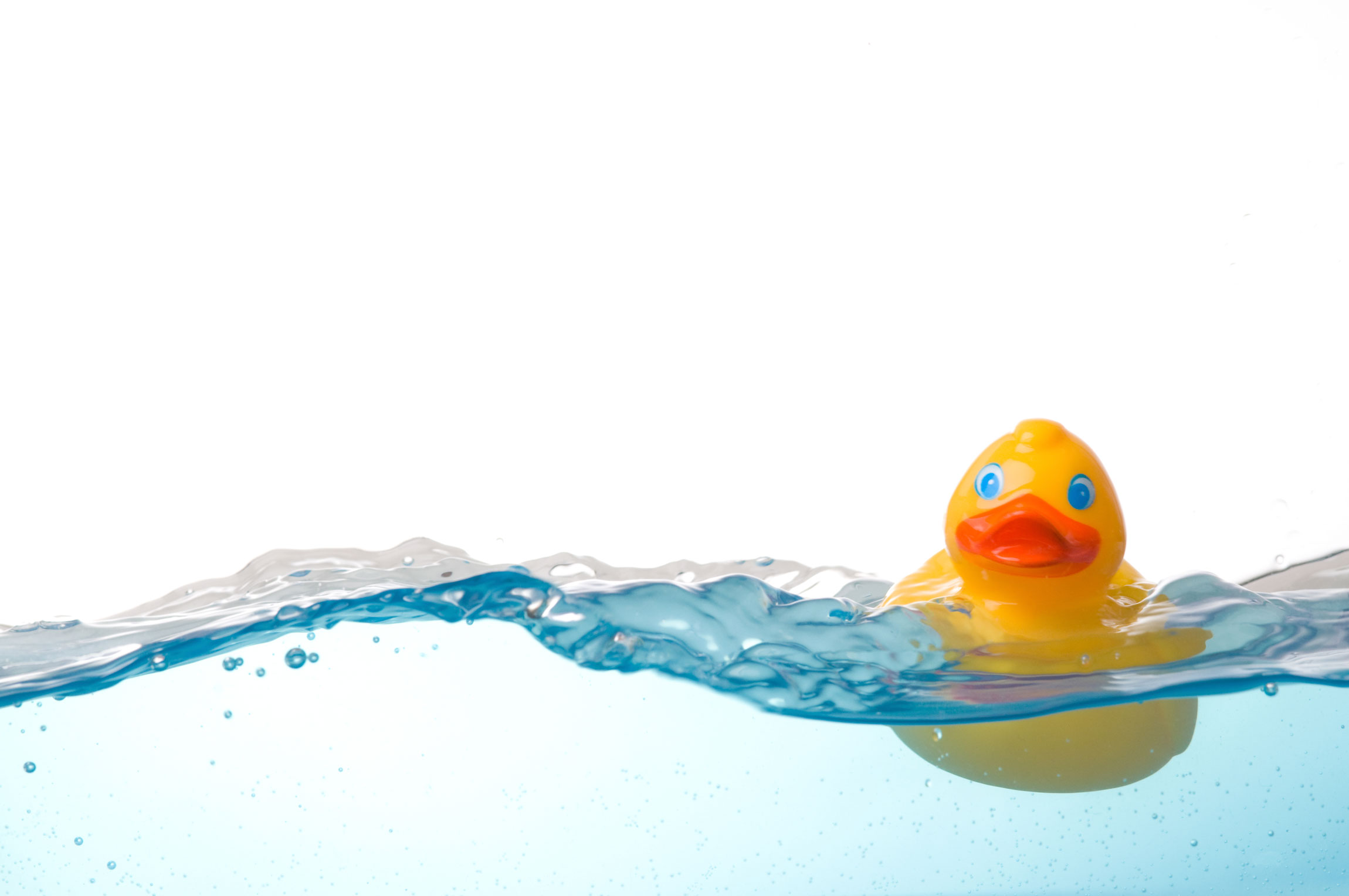 Rubber Ducky Regatta - Learn to Read